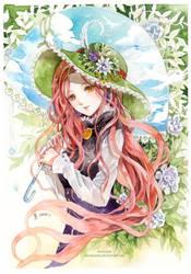 Felicia by kandasama