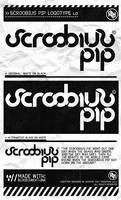 Scroobius Pip Logotype