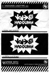 Hadouken Logotype by little-boy-dru