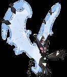 Necrozma Dawn Wings (Ultra Lunala)