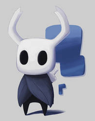 Hollow Knight by PanLeSpritartist
