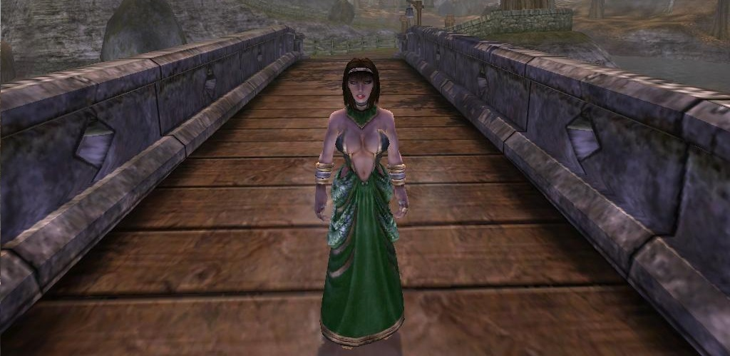 My Playable Female Hero 'Laurel' | Fable Community Forums