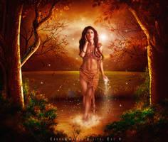 Autumn Love by KarmaWhisper