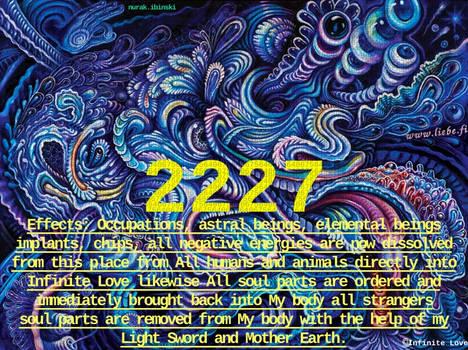 2227 Infinitecodes