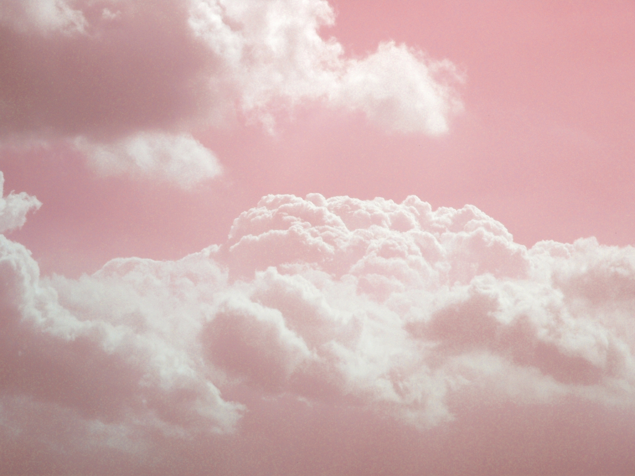 Pink-white clouds by Pen-and-mouse on DeviantArt