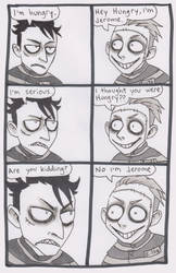 Its so dumb I want to cry by Eadris93