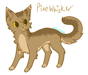 Pinewhisker by GrelliamFanRBLX