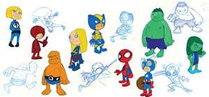 Lil Marvels