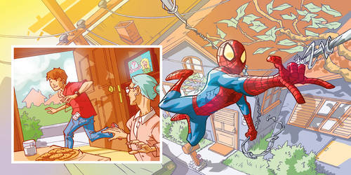 spidey kids book1 by greenestreet