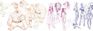 Marvel designs 2