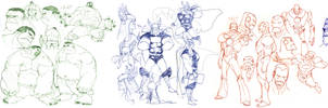 Marvel designs 3