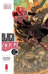 Black Science Exclusive by greenestreet
