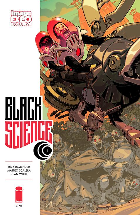 Black Science Exclusive by greenestreet