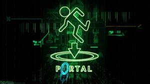 cyber pOrtal v2 by ajcrwl