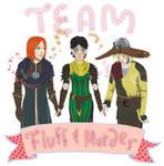 Team 'Fluff and Murder'