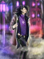 Purple by ajcrwl