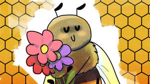 World Bee Day by ajcrwl