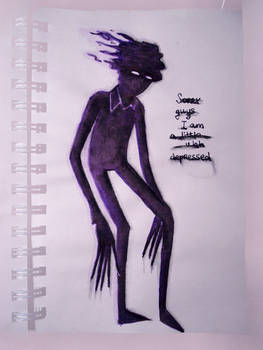 shadow, inktober2019 11/31