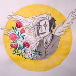 roses, inktober2019 15
