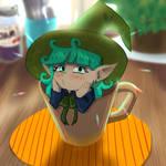 Elf witch (2020 art)