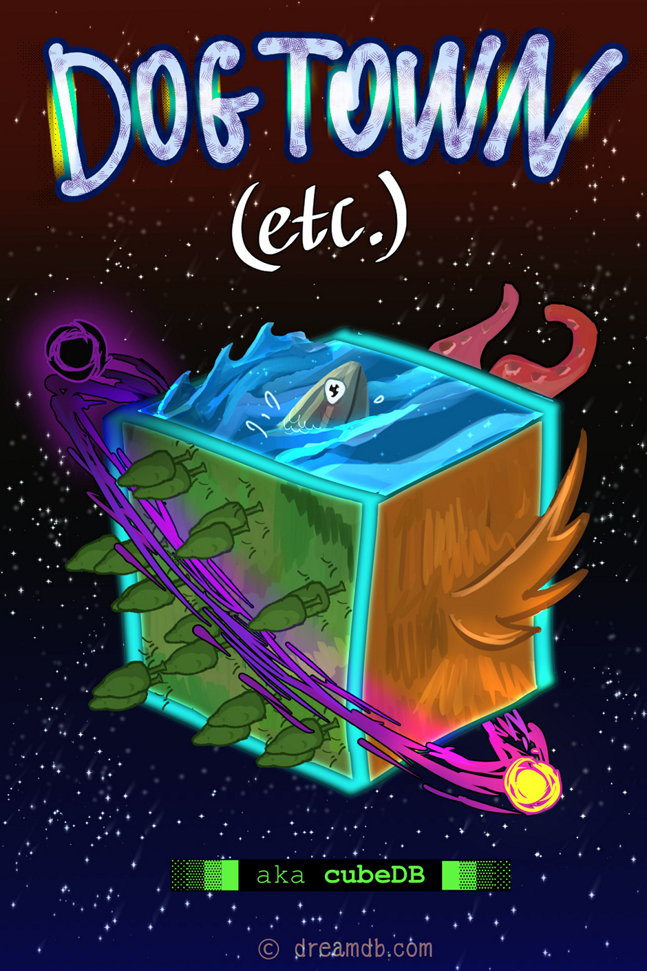 Dogtown, etc aka CubeDB