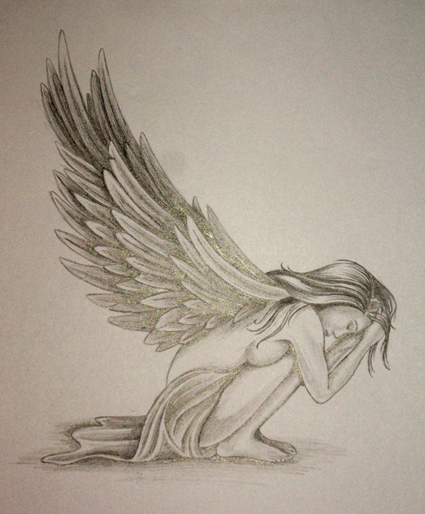 Angel Tattoo Design By DanielleHope On DeviantArt