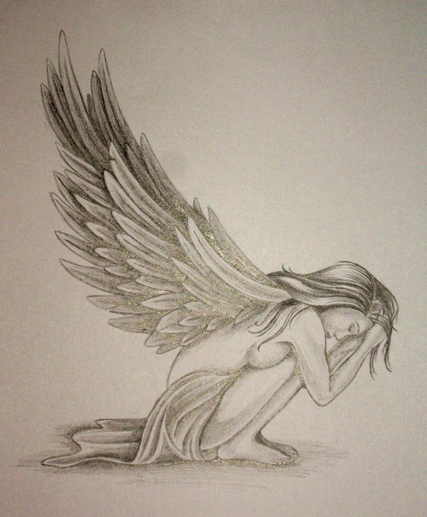 Mesaj Gsterimi Alayan Melek Dvmesi Weeping Angel Tattoo