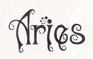 Aries Tattoo by DanielleHope