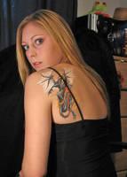 Dragon Tattoo by DanielleHope