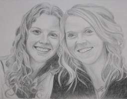 Mary and Erin by DanielleHope