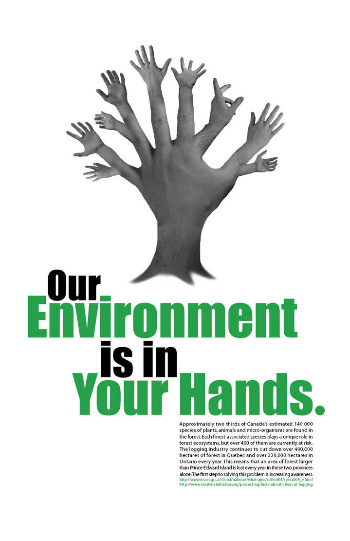 Environment Poster by DanielleHope on DeviantArt