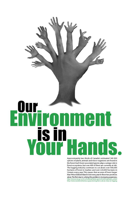 Poster design environmental issues - Environment Poster By Daniellehope Environment Poster By Daniellehope