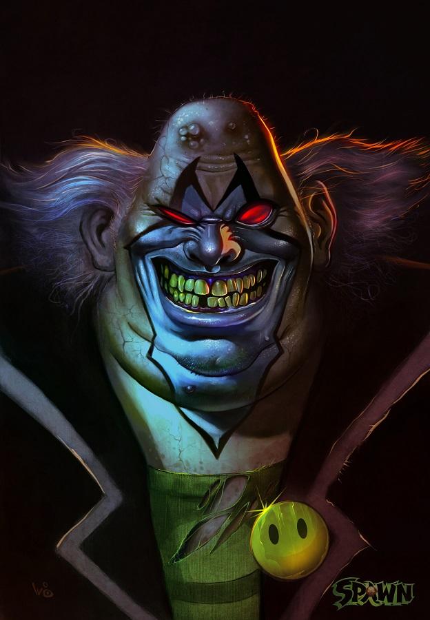 Clown by WaltBarna on DeviantArt