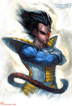 Vegeta - Prince of the Saiyan