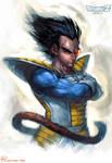 Vegeta - Prince of the Saiyan