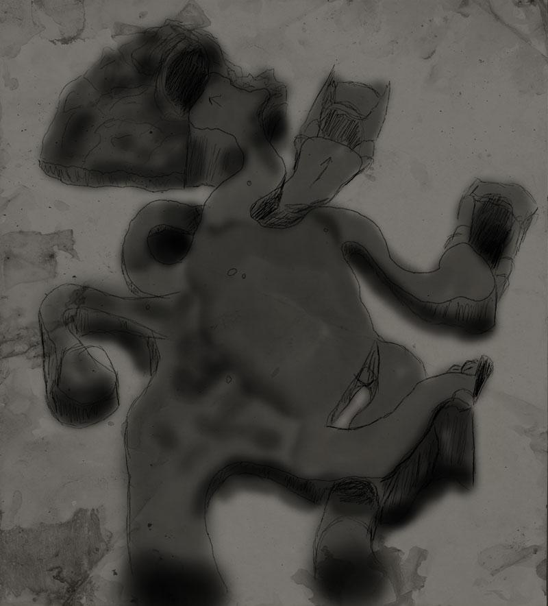 Pet Cave Map by BoyWonderRobin
