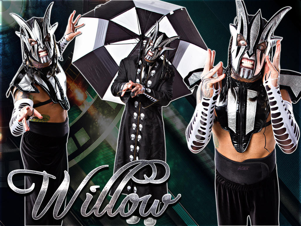 Click for view big size Jeff Hardy Willow The Wisp Wallpaper