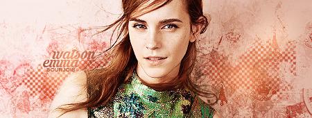002. Emma Watson by bourjois00