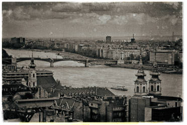 My Dear Budapest... by soultaker82