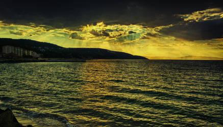 To The Horizon-colour by soultaker82