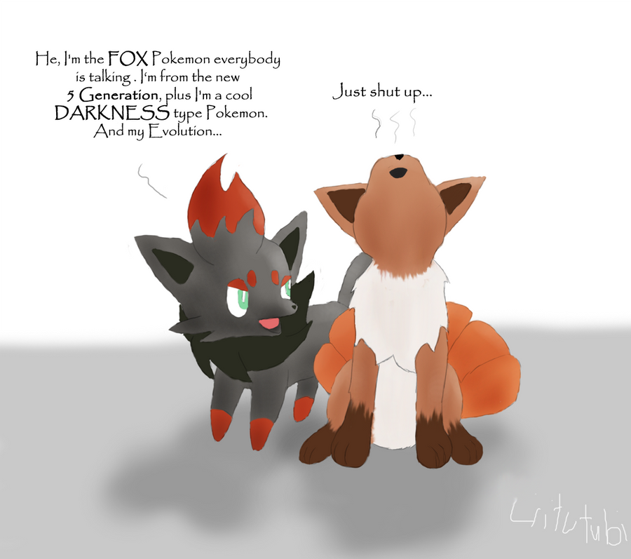 48 best images about Zorua on Pinterest | Pokemon pokemon, New ...