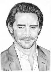 my favourite man on earth !! by Izmara