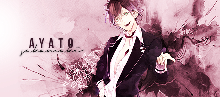 Ayato Sakamki // Diabolik Lovers by Speckilized