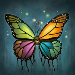 Can't Believe It's Not Butterfly by dviart