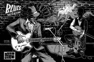 Blues strip page 0. by S9TXE