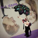 for-ALL CAPS Album Art Contest by izuniaaafoto