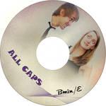 CD- ALL CAPS Album Art Contest by izuniaaafoto