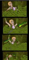 Sorceress Vs Slime Part 2