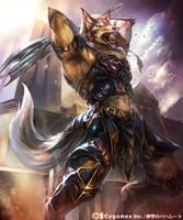riot wolf 1 by kazashino