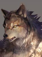 werewolf 201512 by kazashino